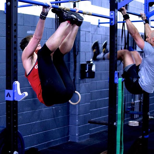"""Have you been thinking about trying CrossFit? On the 2nd Friday of every month we make it easy for you to get amongst it. This Friday, August 10, we open the doors to everyone for our monthly """"Free Class Friday"""". If you would like more information, send us a message and we'll be right back to you!"""