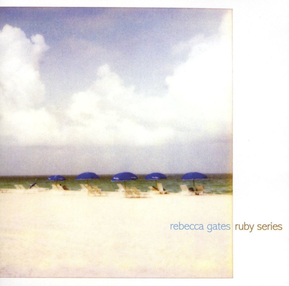 "Rebecca Gates ""Ruby Series"" 2001"