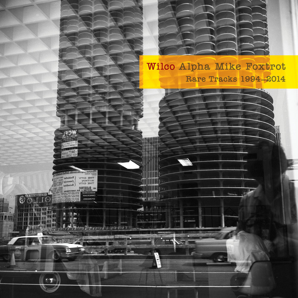 "Wilco ""Alpha Mike Foxtrot""  2014"