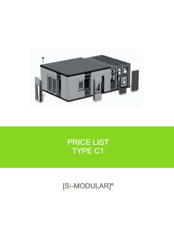 Pricelists Si Modular