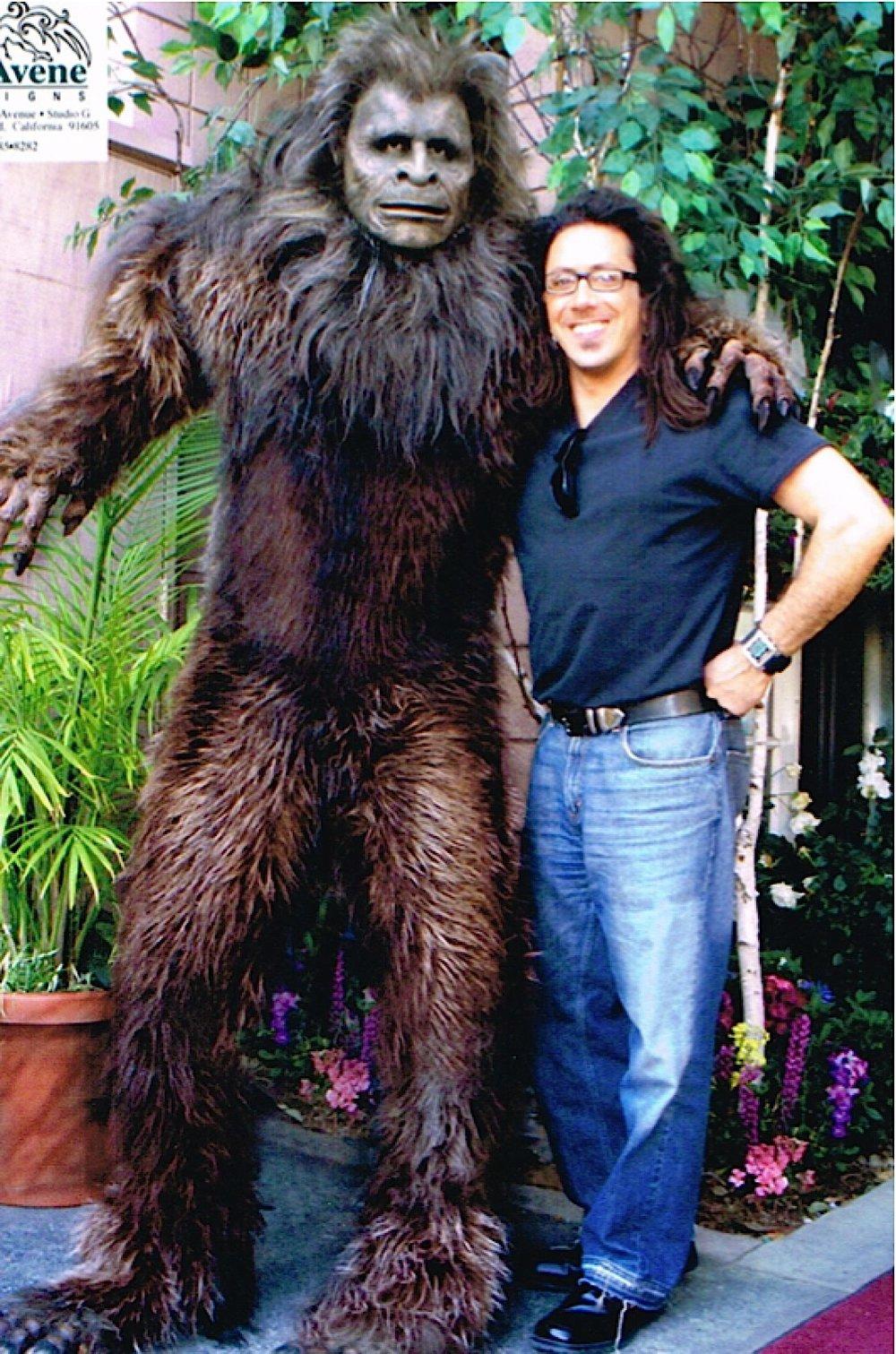 Bigfoot/Sasquatch/Yeti - Costume