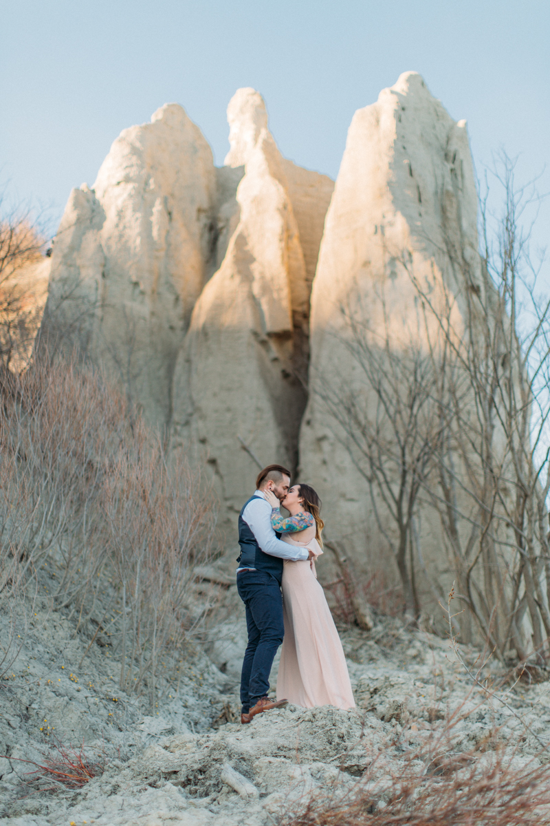 scarbourough bluffs wedding photography