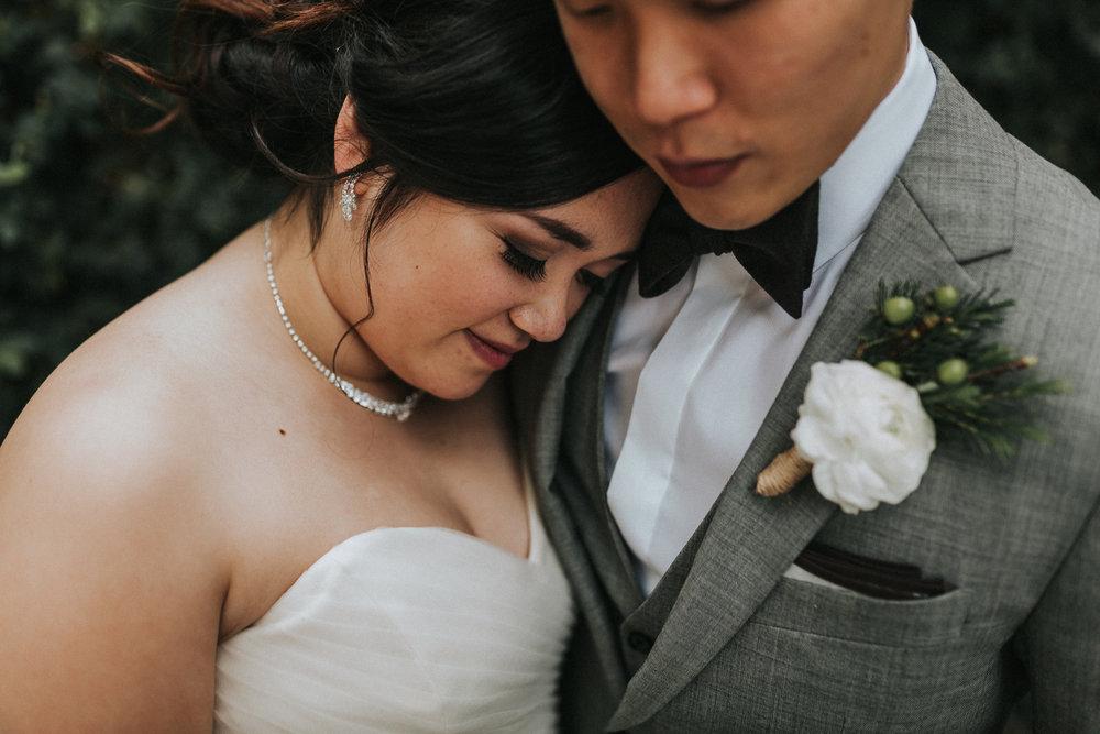 TIFFANY & BRIAN MADSEN'S GARDEN WEDDING
