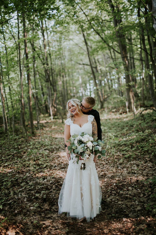 BAILEY & ANDREW     MIDLAND WEDDING