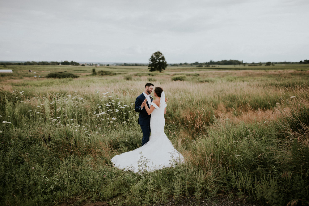 Hamilton farm wedding photographer