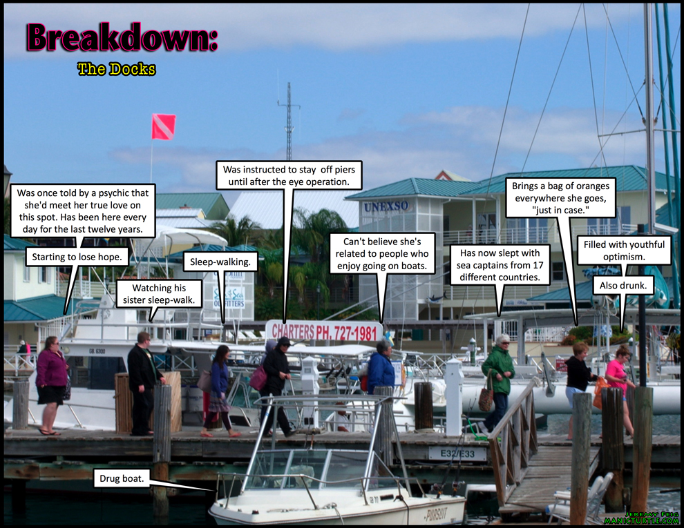 Breakdown: The Docks