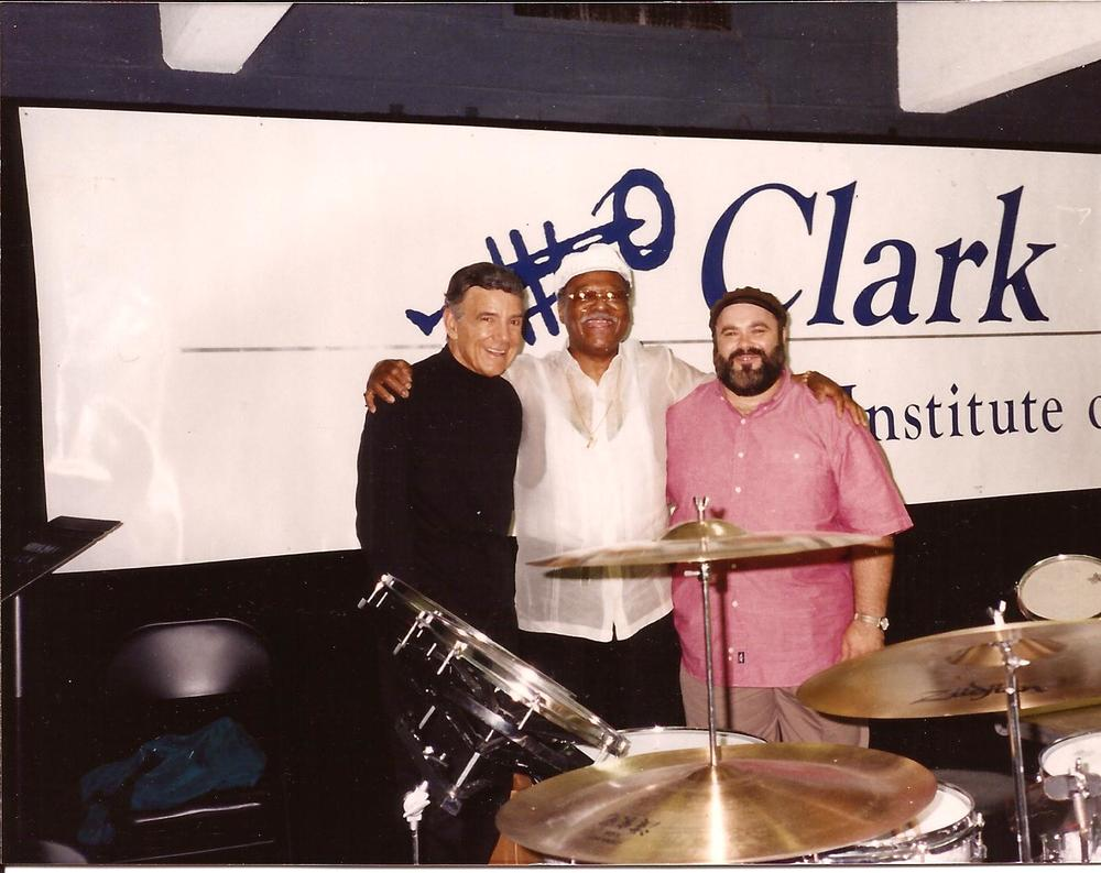 stephen, clark, and louie bellson.jpg