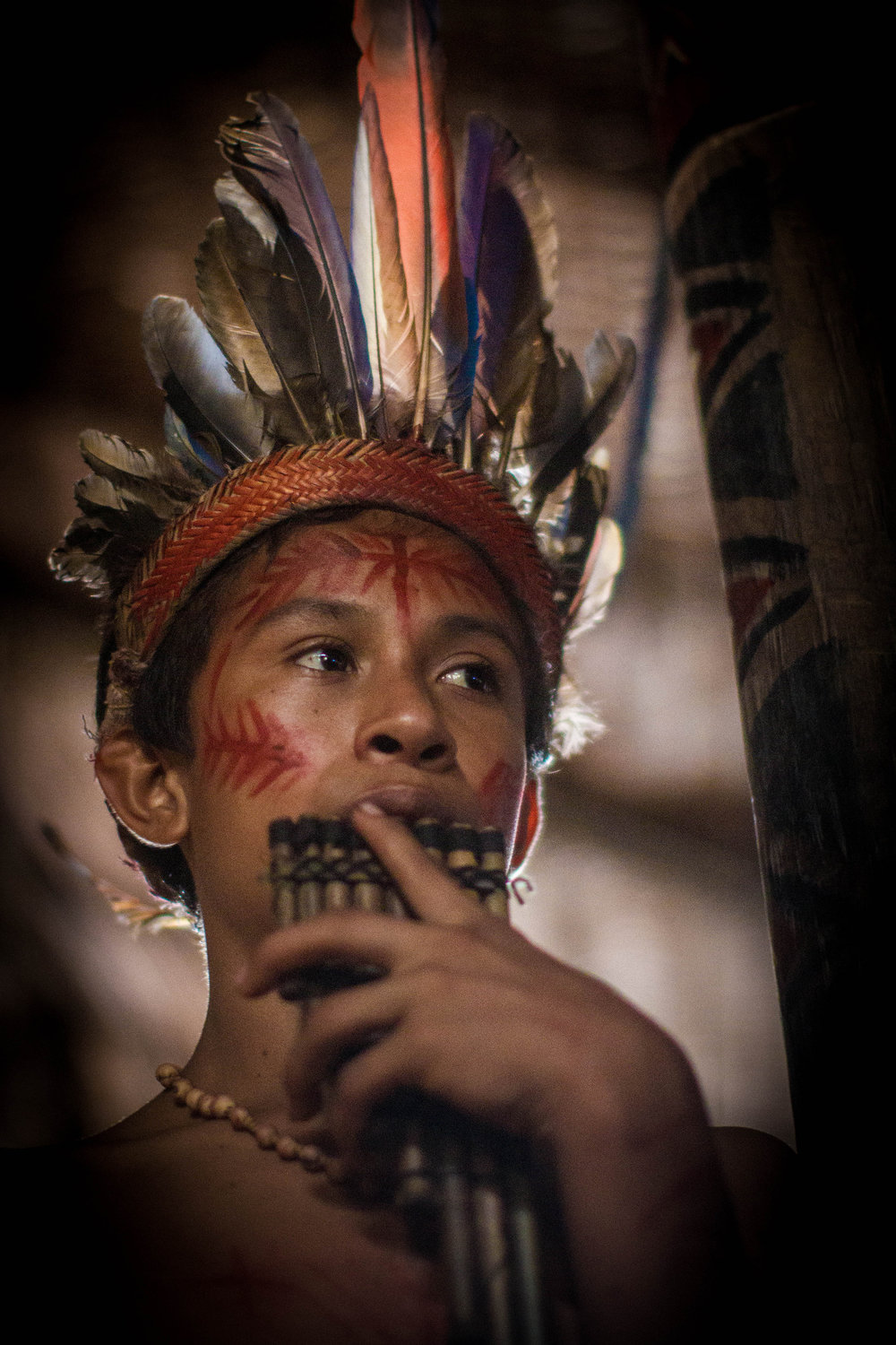g_pedro bayeux tribe game playing instruments during the match.jpg