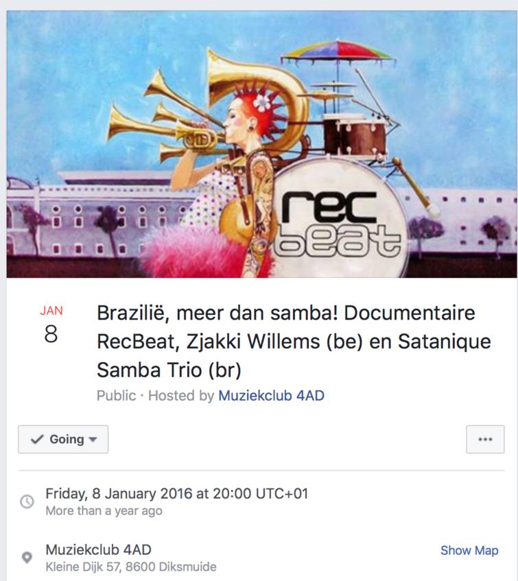 http://www.depanne.be/activiteitendetail/4834/brazilie-meer-dan-samba