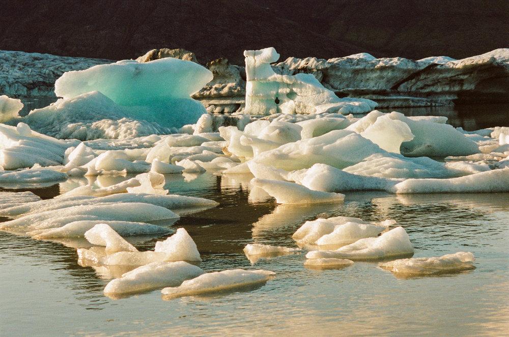 Fjallsárlón Glacier (film)