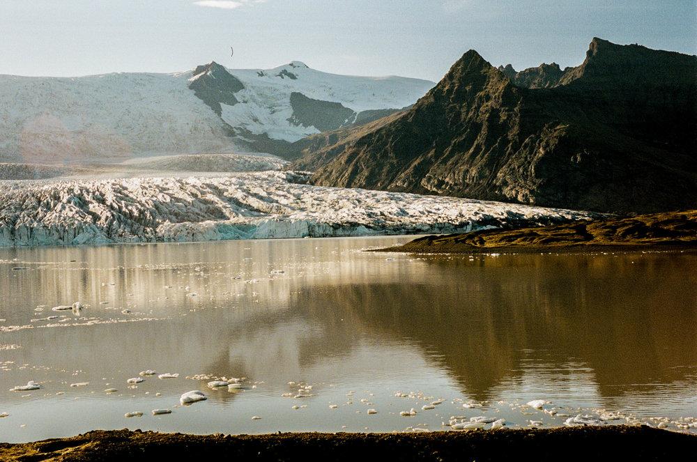Fjallsárlón Glacier