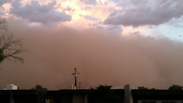 Sand Storm is part of Monsoon