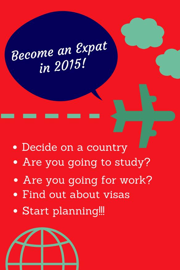 Expat goals 2015