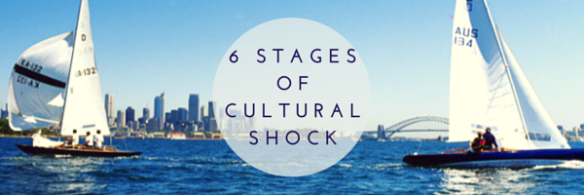6 Stages of culture Shock