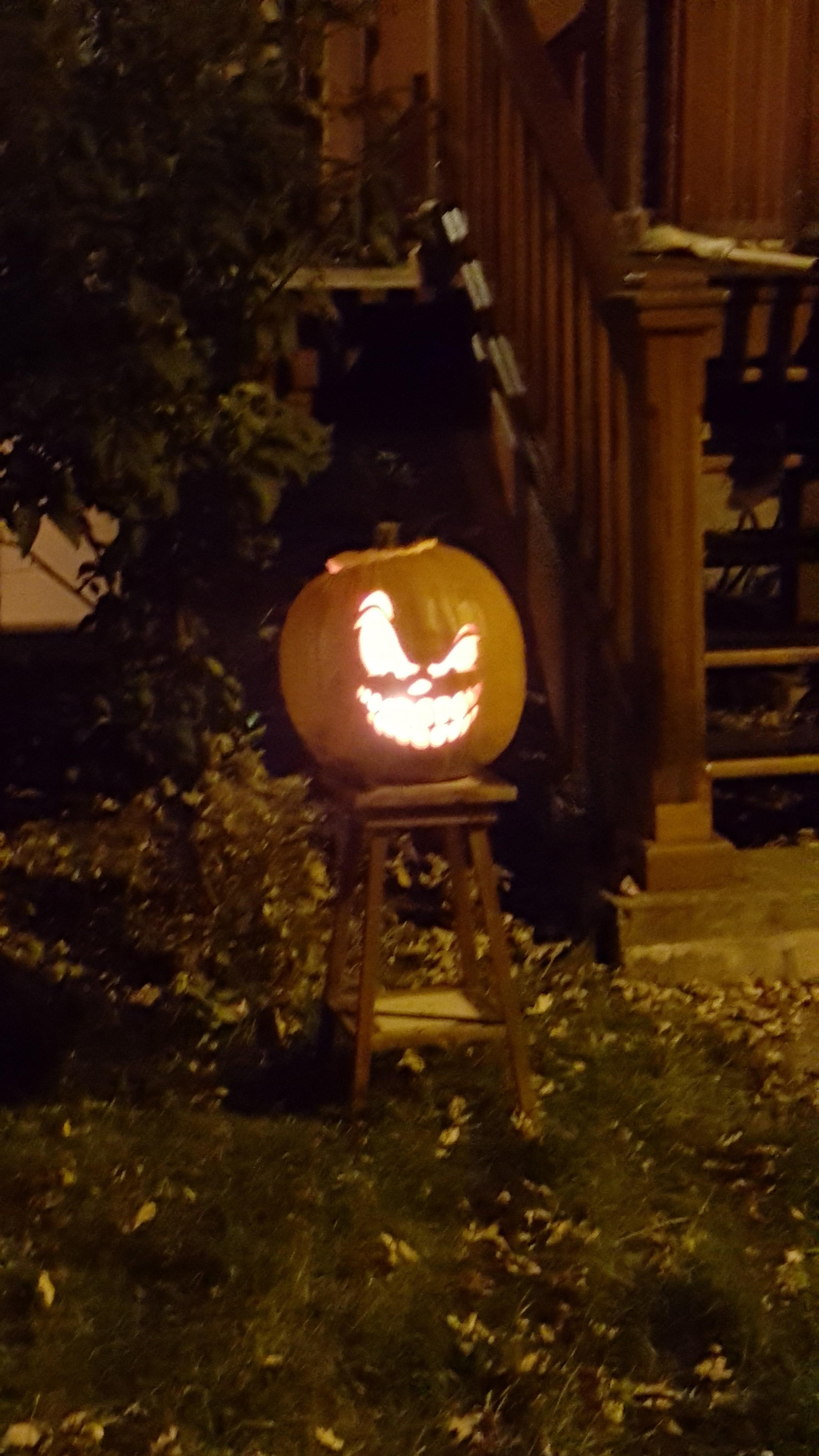 Halloween in Montreal