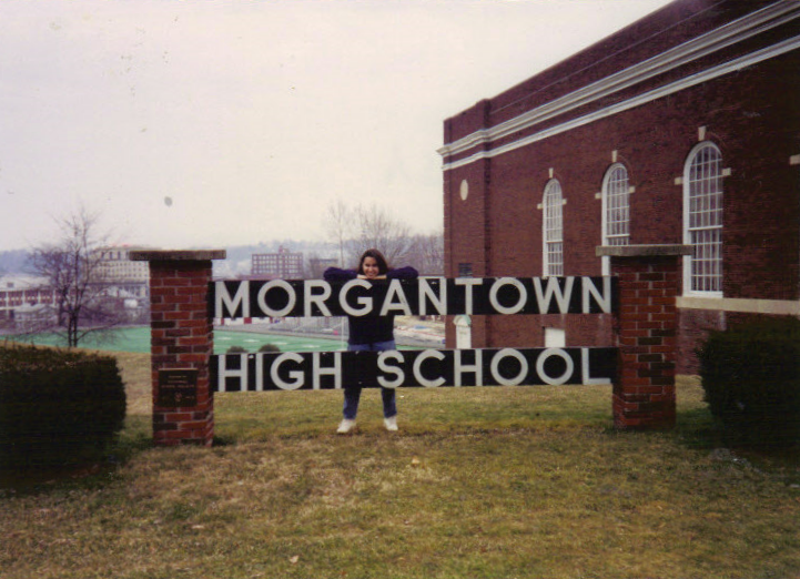 Morgantown, West Virginia, Exchange student