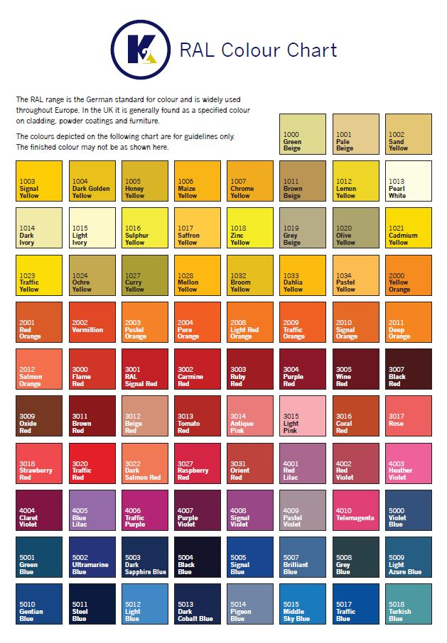 PLEASE NOTE: These colours carry a surcharge and an extended lead time