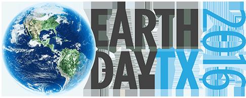 Earth Day Texas 2016 Logo