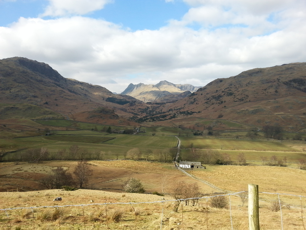 Langdale Valley, Cumbria