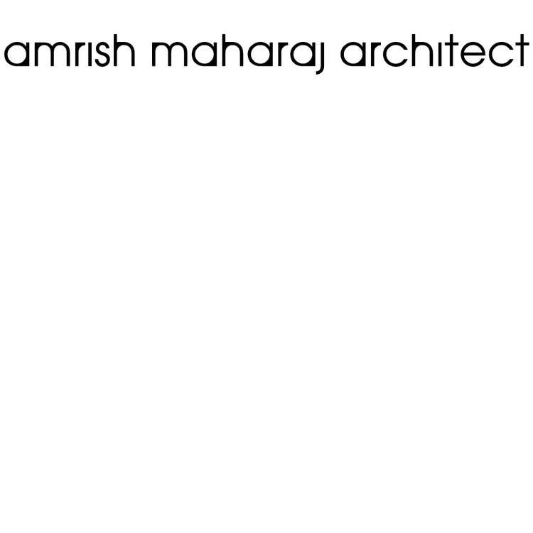 amrish maharaj architect