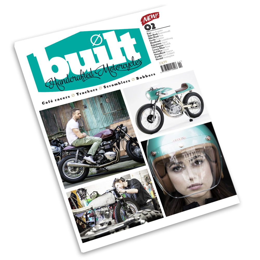 Built magazine issue 2 is out now!