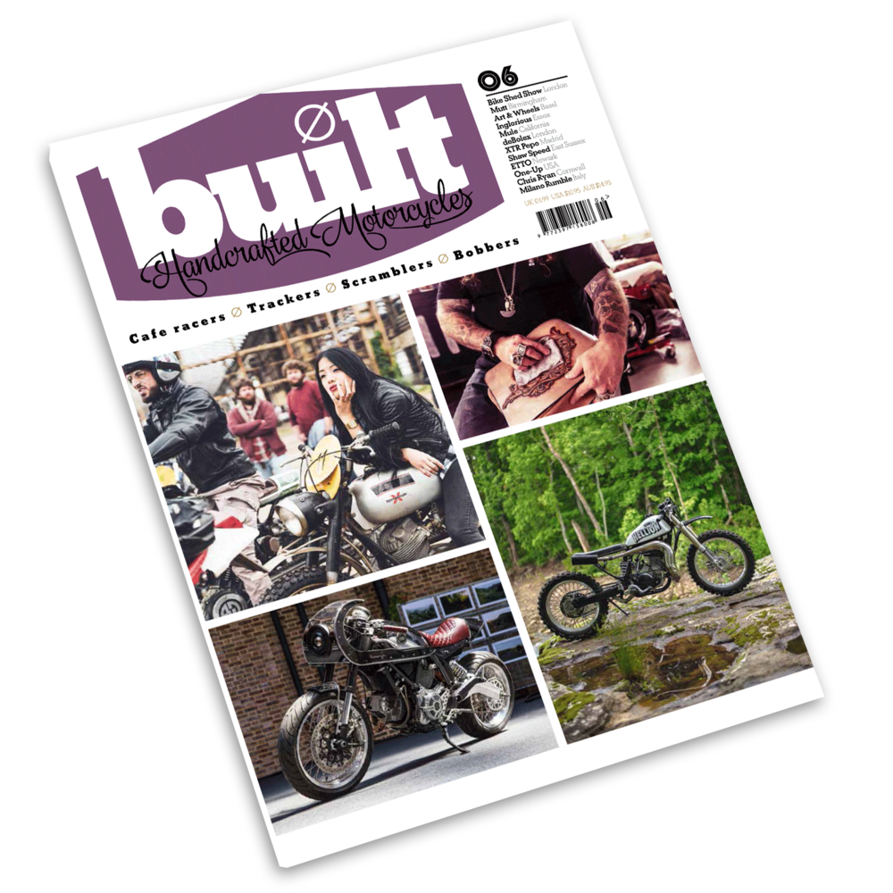 Built issue 6 - Pre-order now!