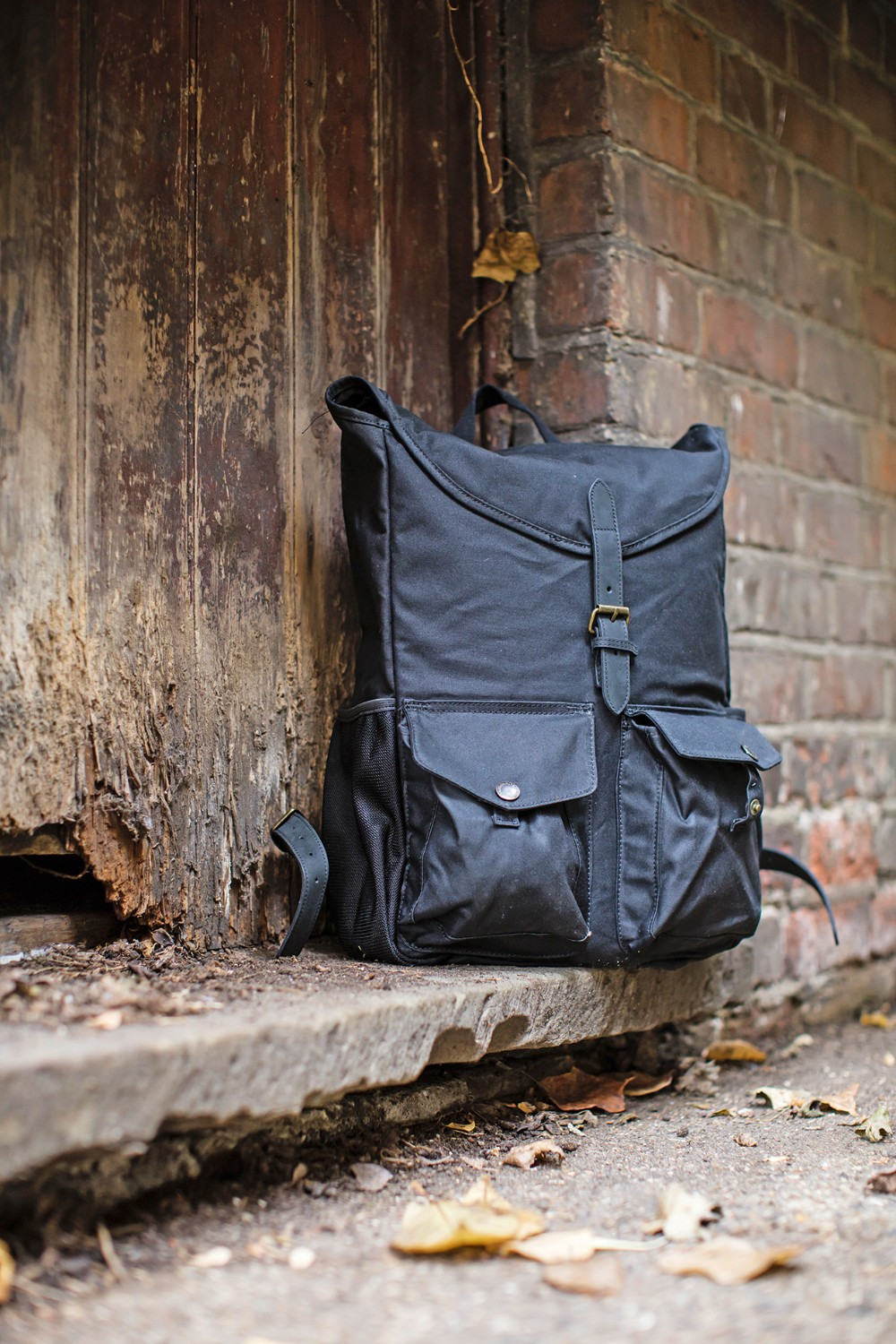 Barbour Lntl Scavenge back pack