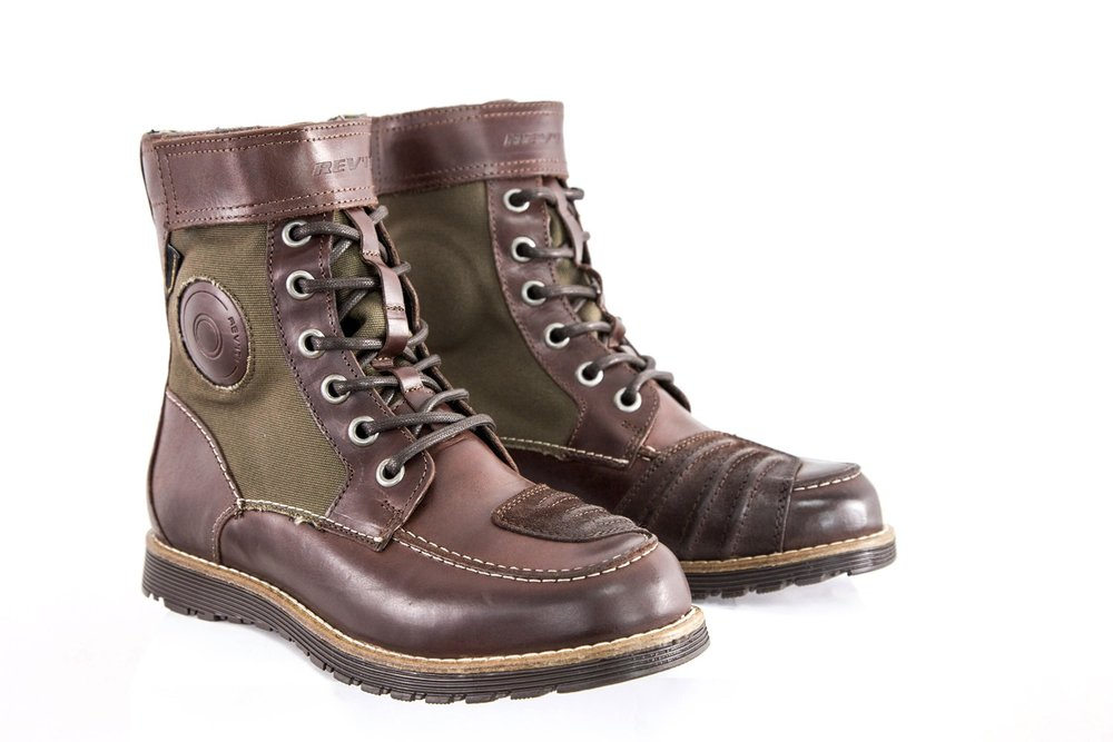 Revit Royale waterproof boots brown/olive