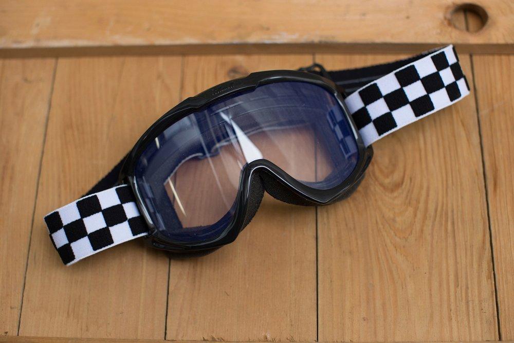 Biltwell Moto Black checker