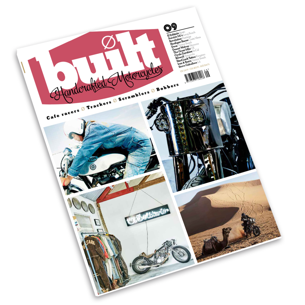 Built magazine issue 9