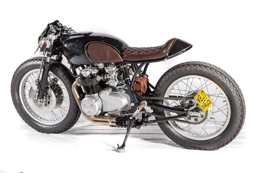 Honda CB550, Old Empire Motorcycles
