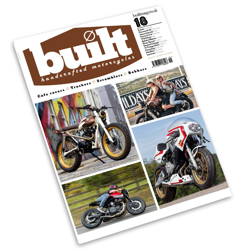 Built magazine issue 18