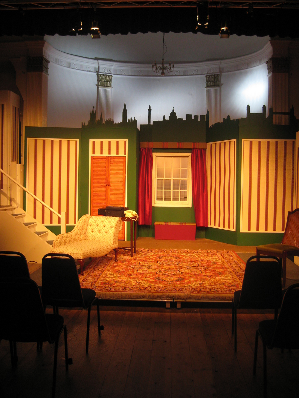 Platform 8 Productions - Out of Order - 2009