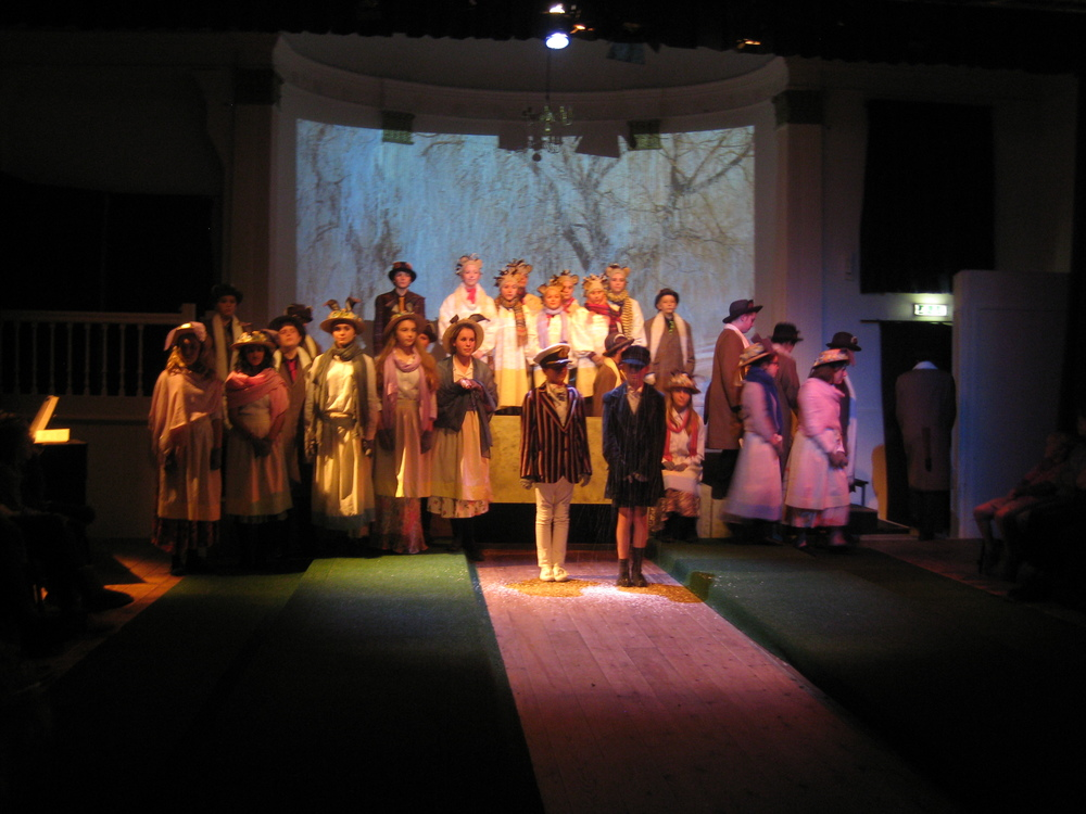 Next Stage Youth - Wind in the Willows - 2011