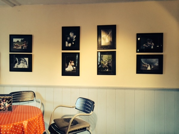 A photography exhibition by Dave Saunders in The Theatre Upstairs