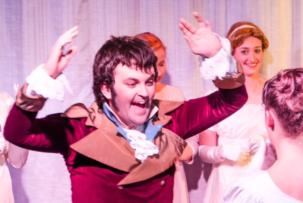 Pride & Prejudice-the Musical-Evening 8.00pm