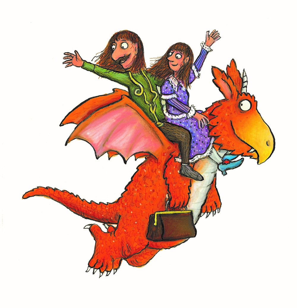 Zog and the Flying Doctors  3.45pm