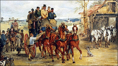 The Rise and Fall of the Bath Stagecoach (3pm)