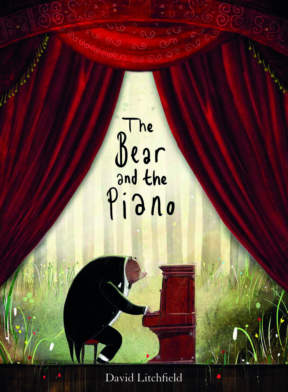 Grandads, Bears and Pianos 1.30pm