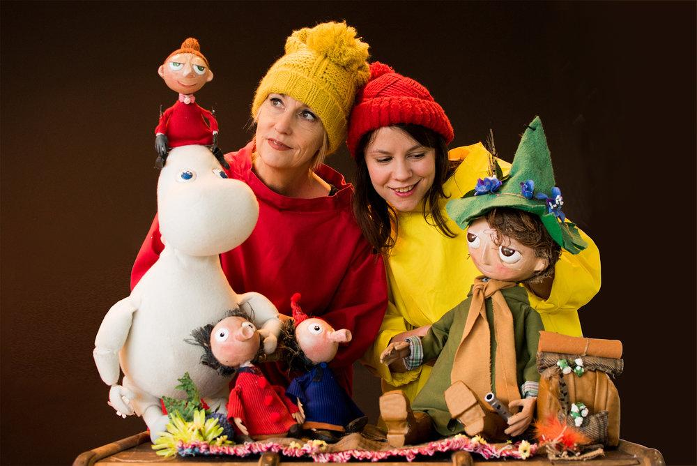 Moomins' Mischief 11am/12.45pm