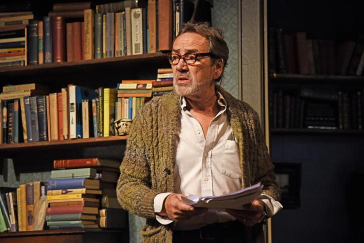 Robert Lindsay as Sebastian -  In Praise of Love  (2018)