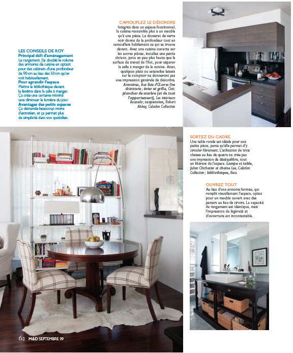 Magazine Features 3 Roy Caro Cohen Designblog Roy Caro Design
