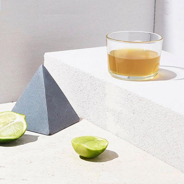 Kashaya and lime. The perfect match💚