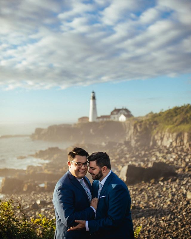 Justin & Jacob are literally the most wonderful humans and I'm so humbled to be their wedding photographer. So many happy tears 😭❤️ #sassymcpassys