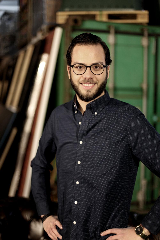 Julian Weber - geschäftsführender producer
