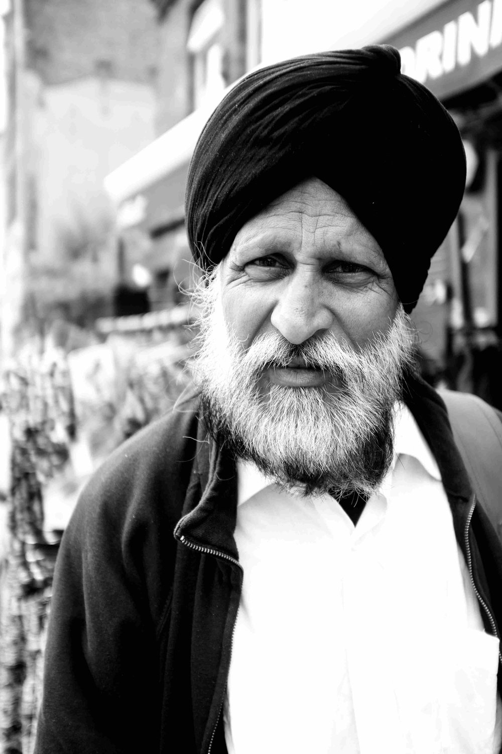 Punjabi retiree gets £30/pw allowance, free travel and healthcare