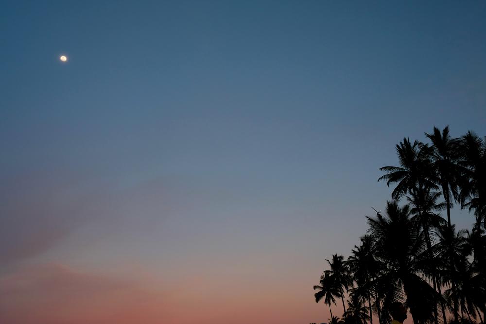 Sunset in Kigamboni, Dar Es Salaam