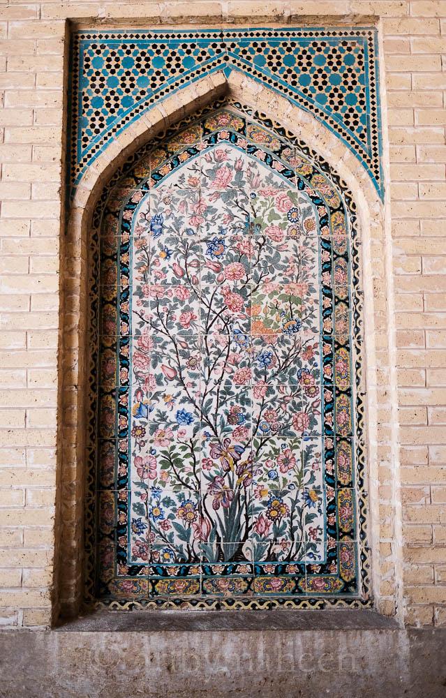 Mosaic's, Tehran