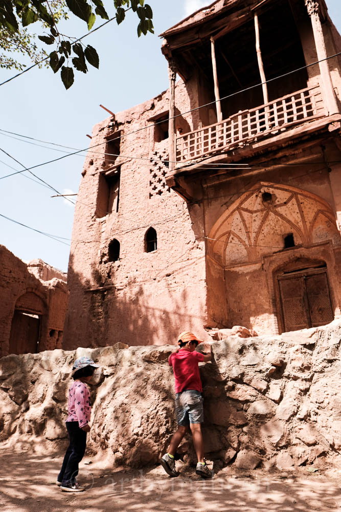 Abyaneh, a hidden village
