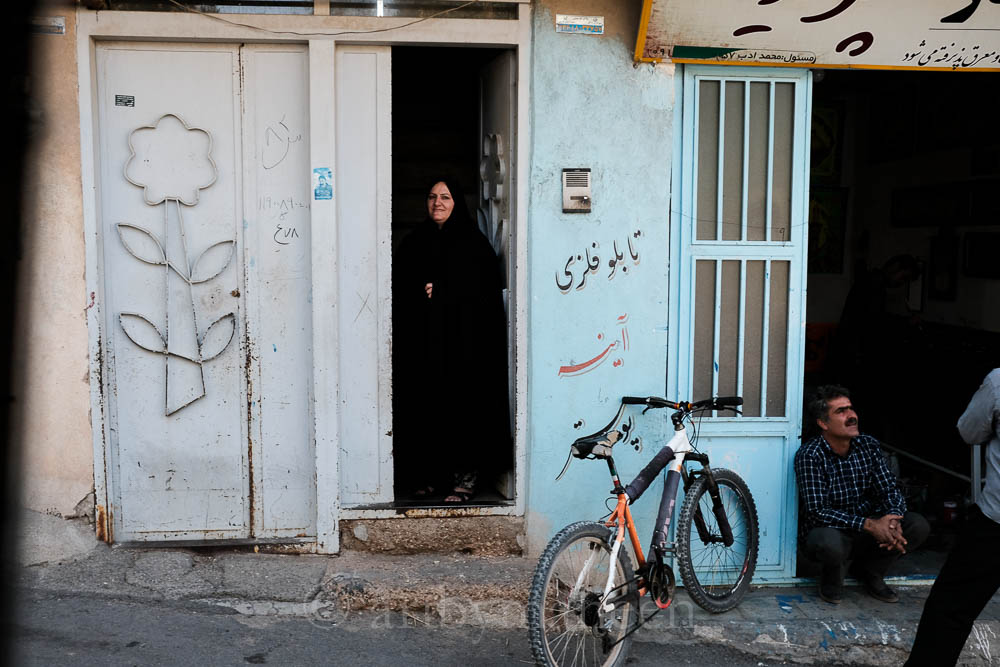 Small Town life, Iran
